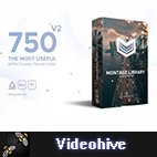 Videohive Montage Library - Most Useful Effects logo