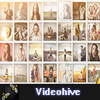 Videohive Mosaic Pop Photos Displays logo