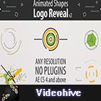 Videohive Shape Animation Logo Reveal v2 logo