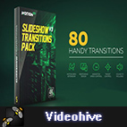 Videohive Slideshow Transitions Pack v4 logo