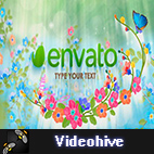 Videohive Spring Logo logo