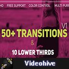 Videohive Transitions logo