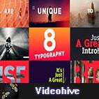Videohive Typography Promo v7 logo