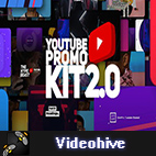Videohive Youtube Promo Kit 2.0 logo