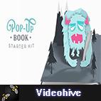 Videohive Pop-Up Book Starter Kit logo
