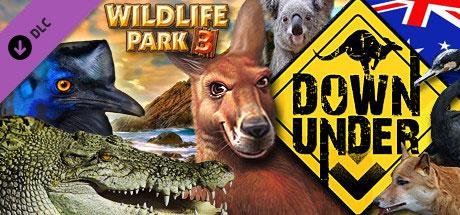 Wildlife Park 3 Down Under center