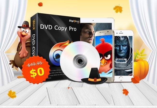 WinX DVD Copy Pro ccenter