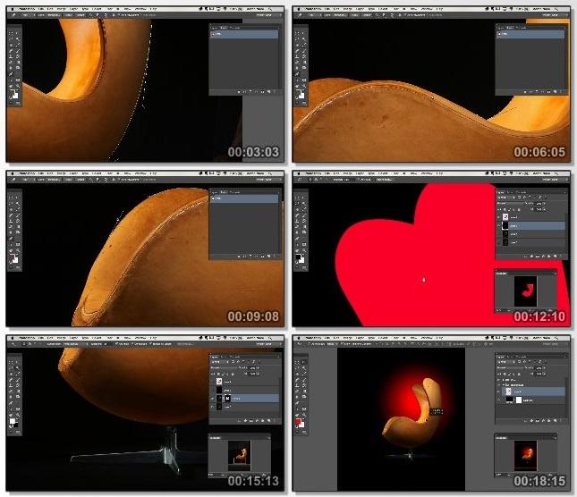 دانلود فیلم آموزشی CreativeLIVE - Retouching Product Photography with Aaron Nace