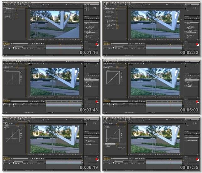 فیلم آموزشی Optimizing Video Footage in After Effects
