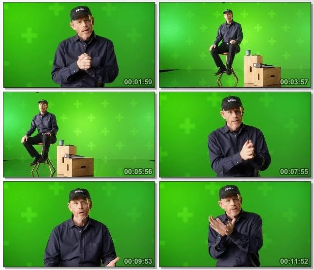 دانلود فیلم آموزشی MasterClass - Ron Howard Teaches Directing