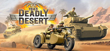 1943Deadly Desert center