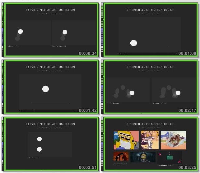 دانلود فیلم آموزشی Motion Design از Learn Squared