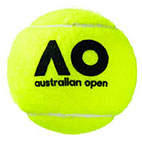 AO International Tennis logo
