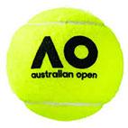 AO International Tennis logo