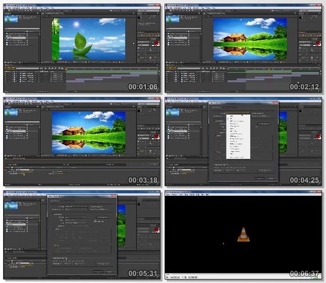 دانلود فیلم آموزشی After Effects : Create Motion Graphics & Advertising Videos