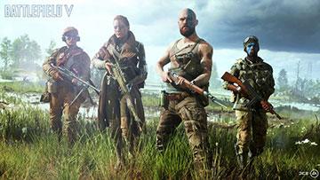 Battlefield V - Screen