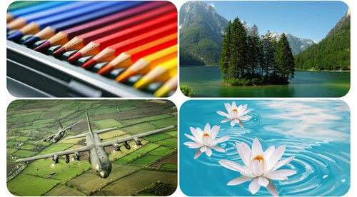 Beautiful Mixed Wallpapers Pack 49 center