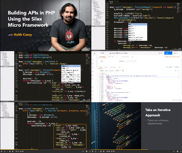 Building APIs in PHP Using the Silex Micro Framework center