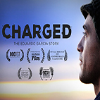 Charged The Eduardo Garcia Story 2017.www.download.ir.Poster