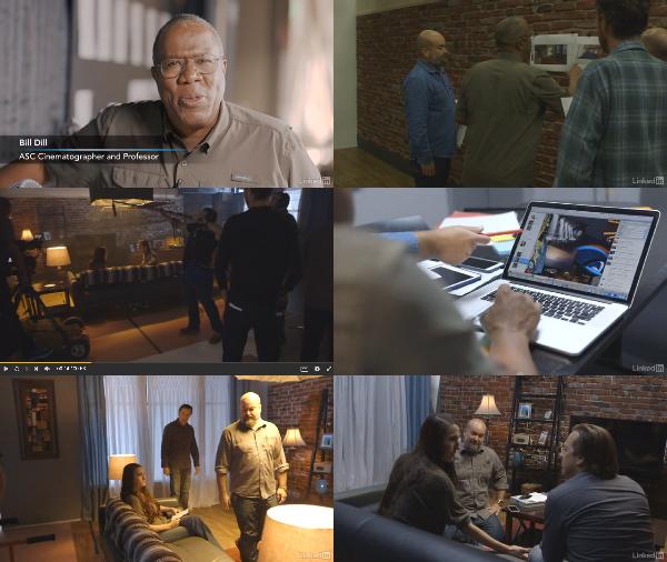 Cinematography 02: Working on Set center