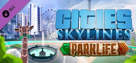 Cities Skylines Parklife center