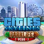 Cities Skylines Parklife logo