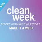 Clean Week: Start a Healthy Lifestyle in 7 Days logo