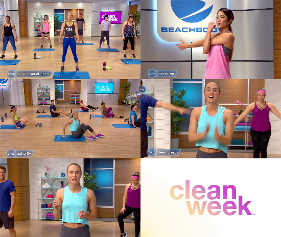 Clean Week: Start a Healthy Lifestyle in 7 Days center