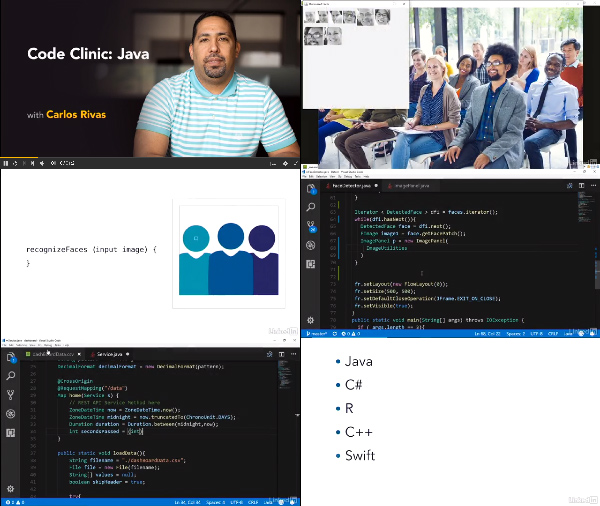 Code Clinic: Java center