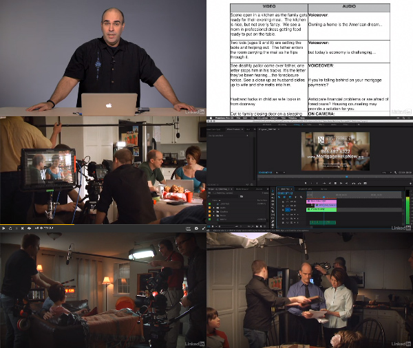 Creating a PSA Commercial center