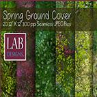 Creativemarket – Seamless Spring Ground Cover logo