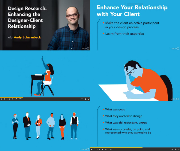 Design Research: Enhancing the Designer-Client Relationship center
