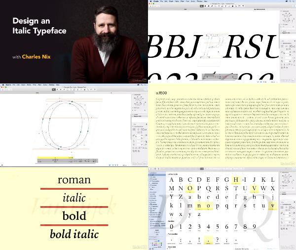 Design an Italic Typeface center