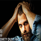 Dirty Dust Face Photoshop Action logo