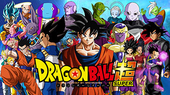 Dragon Ball Super - screen