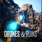 Drones and Ruins Icon