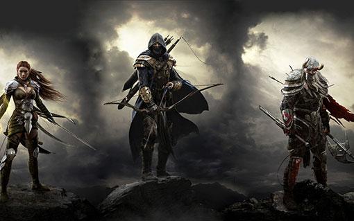 Elder Scrolls - screen