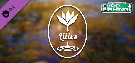 Euro Fishing Lilies center