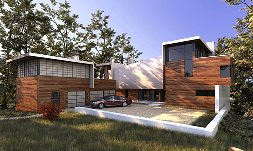 Evermotion Archexteriors for Mental Ray Vol 1 center