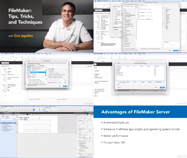FileMaker: Tips, Tricks, and Techniques center