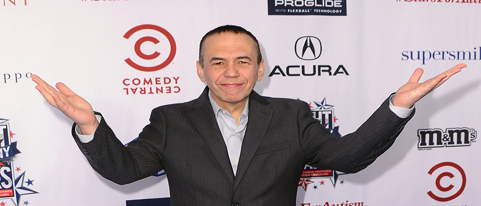 NEW YORK, NY - FEBRUARY 28: Comedian Gilbert Gottfried attends Comedy Central Night Of Too Many Stars at Beacon Theatre on February 28, 2015 in New York City. (Photo by Stephen Lovekin/Getty Images for Comedy Central)
