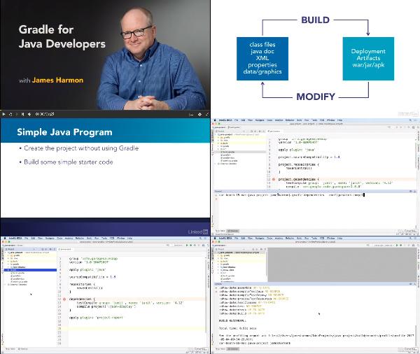 Gradle for Java Developers center