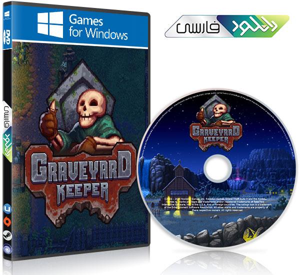 دانلود بازی Graveyard Keeper - Stranger Sins نسخه GOG
