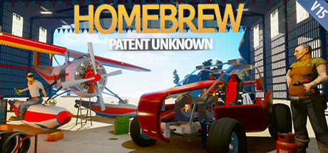 Homebrew Patent Unknown Center