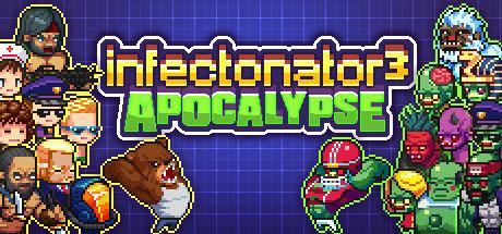 Infectonator 3 Apocalypse center