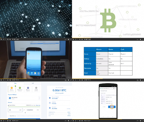 Learning Bitcoin and Other Cryptocurrencies center