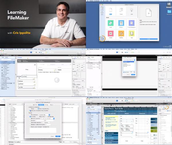 Learning FileMaker center