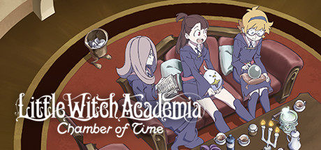 Little Witch Academia Chamber of Time Center
