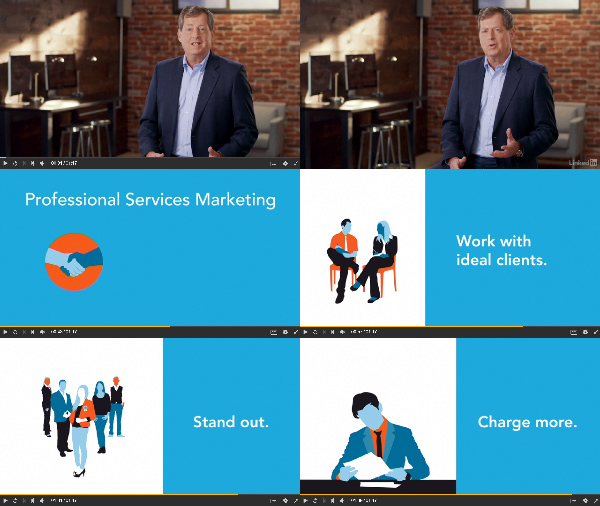 Marketing Your Professional Service center