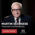 MasterClass - Martin Scorsese Teaches Filmmaking